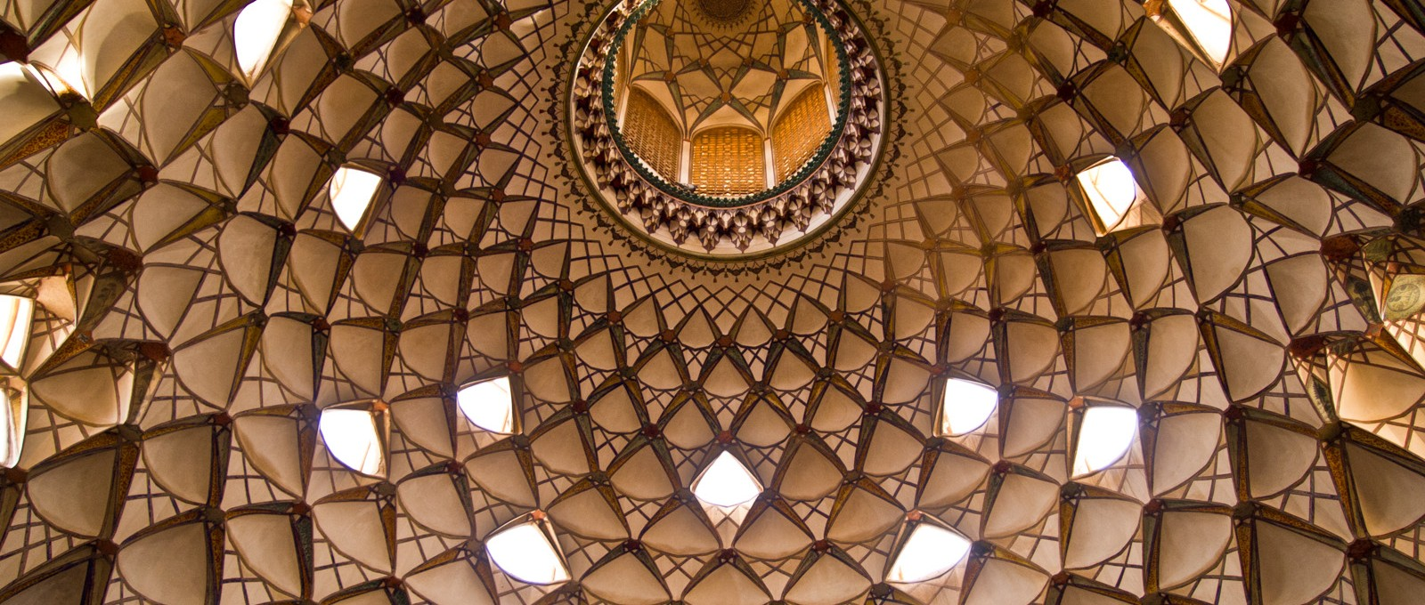 Traditional Houe, Kashan