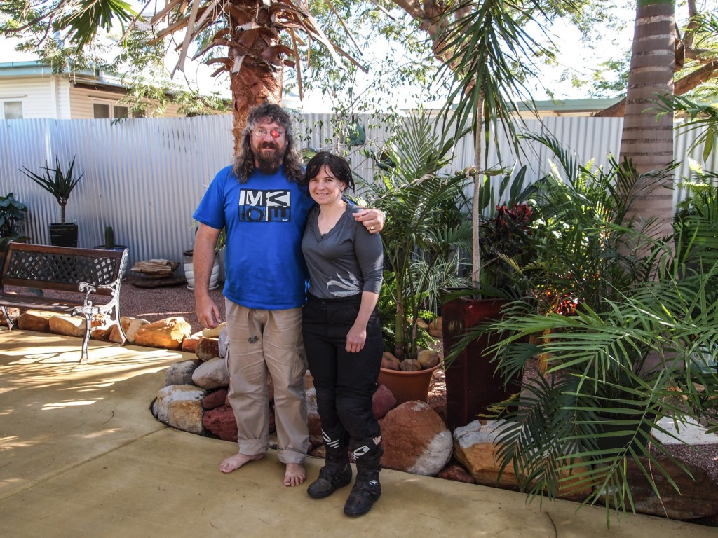 Jan and Danielle Murdoch, Longreach, Australia
