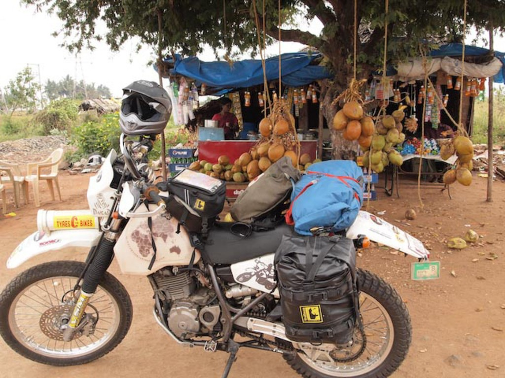 DR350, India