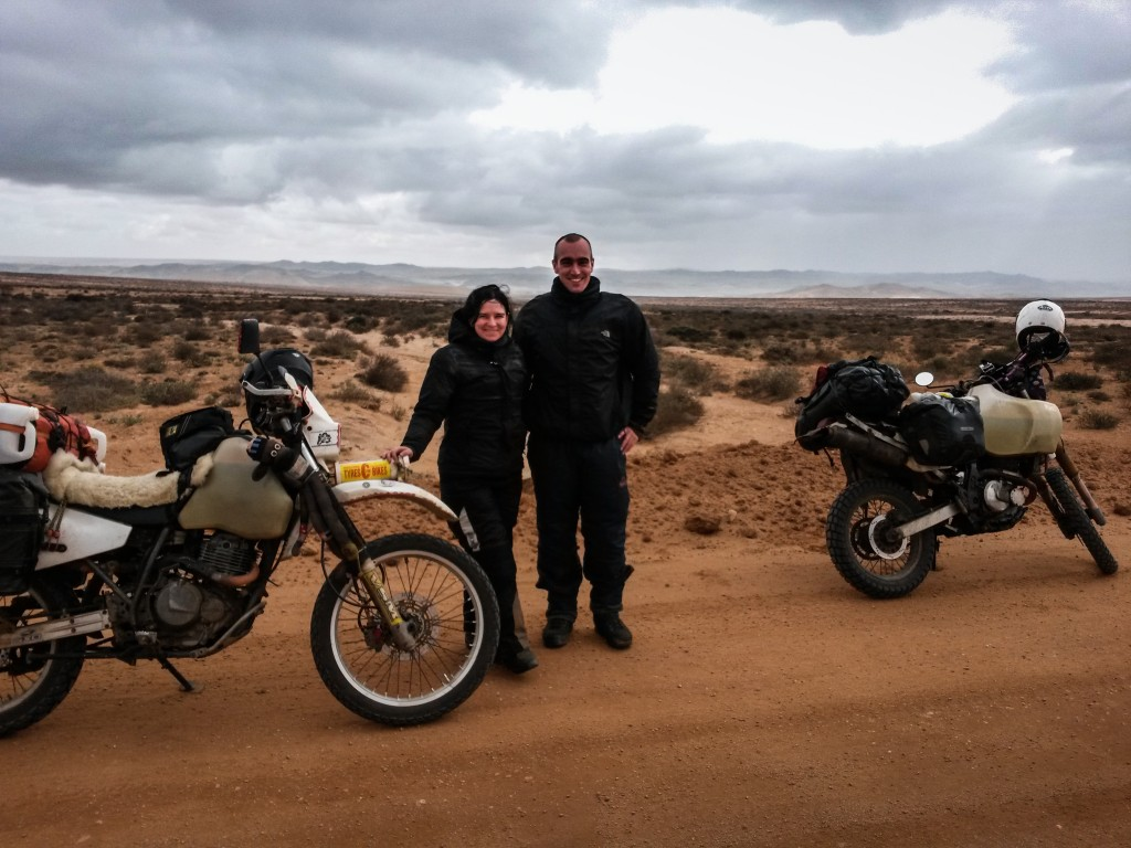 The Ride To The Border, South Africa